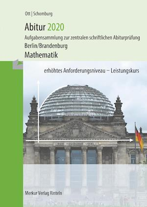 Abitur 2020 - Mathematik Leistungskurs