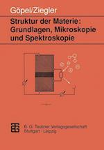Struktur Der Materie (Teubner Studienbucher Chemie)