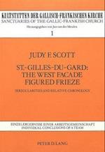 St.-Gilles-Du-Gard (Judentum Und Umwelt, nr. 1)