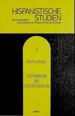 Costumbrismo Und Stadtentwicklung (Hispanistische Studien, nr. 17)