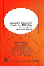 Philologische Untersuchungen Zum Rithmus in Laude Saluatoris Des Petrus Venerabilis (Lateinische Sprache Und Literatur Des Mittelalters, nr. 22)