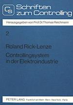 Controllingsystem in Der Elektroindustrie (Controlling Und Management / Controlling and Management, nr. 2)