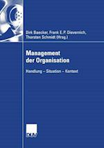 Management Der Organisation