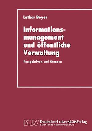 Informationsmanagement und Offentliche Verwaltung