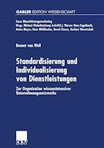 Standardisierung Und Individualisierung Von Dienstleistungen