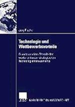 Technologie Und Wettbewerbsvorteile af Jorg Fischer, Jorg Fischer
