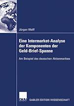 Eine Intermarket-Analyse der Komponenten der Geld-Brief-Spanne