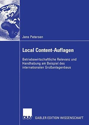 Local Content-Auflagen
