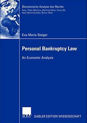 Personal Bankruptcy Law : An Economic Analysis