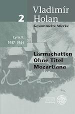 Gesammelte Werke / Band 2
