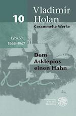 Gesammelte Werke / Band 10