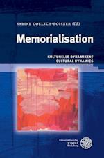 Memorialisation (Wissenschaft Und Kunst, nr. 28)