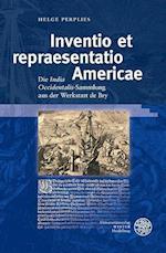 Inventio Et Repraesentatio Americae (Neue Bremer Beitrage, nr. 21)