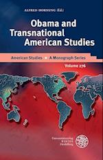 Obama and Transnational American Studies (American Studies A Monograph, nr. 276)