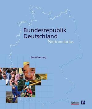 Nationalatlas Bundesrepublik Deutschland - Bevölkerung