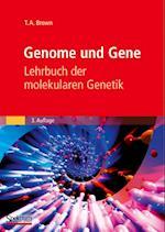 Genome Und Gene af T. A. Brown