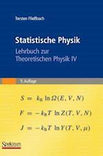 Statistische Physik af Torsten Fliessbach, Torsten Fliebach