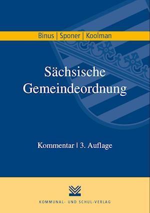 Sächsische Gemeindeordnung
