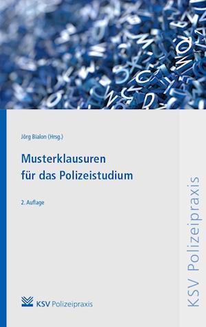 Musterklausuren für das Polizeistudium