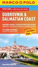 Dubrovnik & Dalmatian Coast Marco Polo Pocket Guide (Marco Polo Travel Guides)