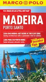 Madeira, Porto Santo Marco Polo Pocket Guide (Marco Polo Travel Guides)