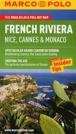 French Riviera, Nice, Cannes & Monaco Marco Polo Pocket Guide (Marco Polo Guides)