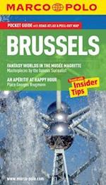 Brussels Marco Polo Pocket Guide (Marco Polo Guides)