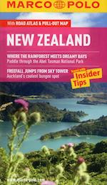 New Zealand Marco Polo Guide (Marco Polo Guides)