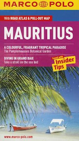 Bog, ukendt format Mauritius Marco Polo Guide af Marco Polo