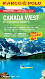 Canada West (Rocky Mountains & Vancouver) Marco Polo Pocket Guide (Marco Polo Guides)