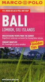 Bali (Lombok, Gili Islands) Guide (Marco Polo Guides)