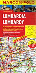 Lombardy, Marco Polo 1:200.000