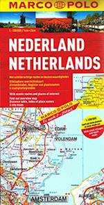 Netherlands, Marco Polo 1:200.000