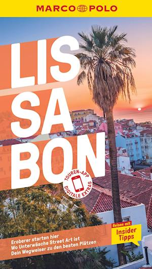 MARCO POLO Reiseführer Lissabon