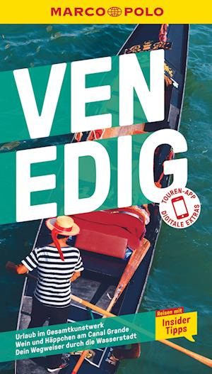 MARCO POLO Reiseführer Venedig