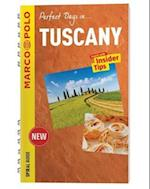 Tuscany Marco Polo Travel Guide - with pull out map (Marco Polo Spiral Travel Guides)