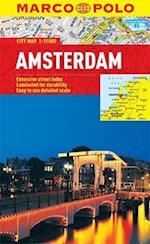Amsterdam Marco Polo City Map (Marco Polo City Map)