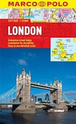 London City Map (Marco Polo City Maps)