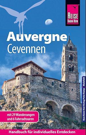Reise Know-How Reiseführer Auvergne, Cevennen