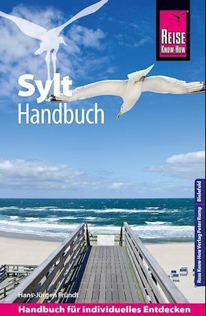 Reise Know-How Reiseführer Sylt-Handbuch mit Faltplan