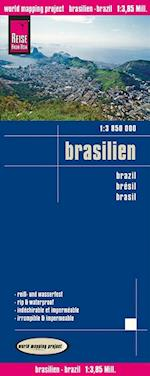 Brazil, World Mapping Project (World Mapping Project)