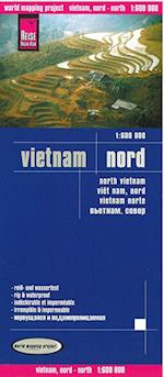 Vietnam North, World Mapping Project (World Mapping Project)