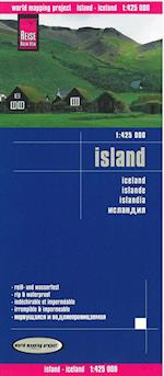 Iceland, World Mapping Project (World Mapping Project)