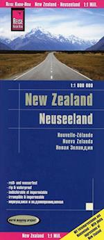 New Zealand, World Mapping Project (World Mapping Project)