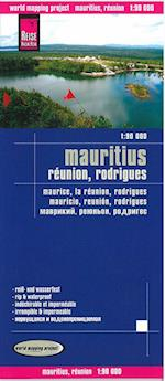 Mauritius, Reunion, Rodriques, World Mapping Project (World Mapping Project)