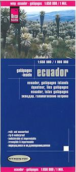 Ecuador & Galapagos Islands, World Mapping Project (World Mapping Project)