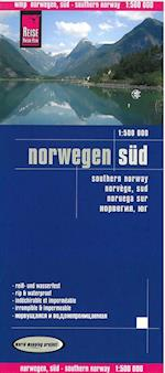 Norway South, World Mapping Project (World Mapping Project)