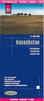 Kazakhstan, World Mapping Project (World Mapping Project)