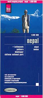 Nepal, World Mapping Project (World Mapping Project)