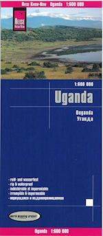 Uganda, World Mapping Project (World Mapping Project)